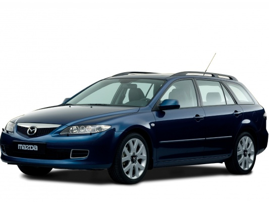 Mazda 6 Universal